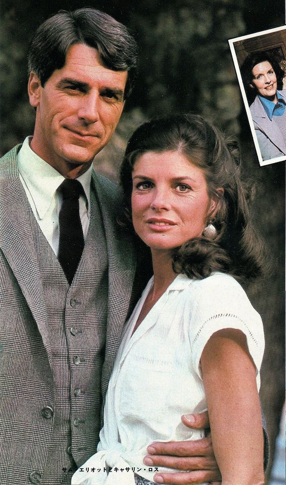 Sam Elliott And Katharine Ross In Murder In Texas Alice