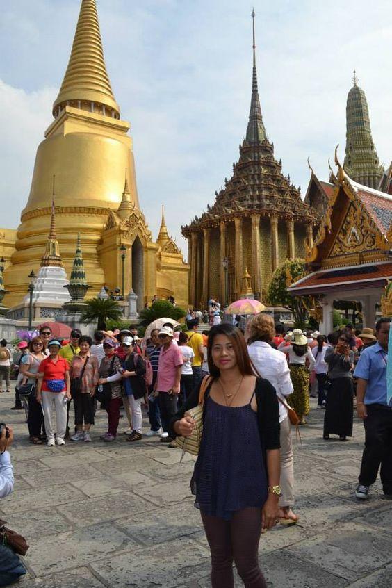 Grand Palace, Bangkok. Thailand