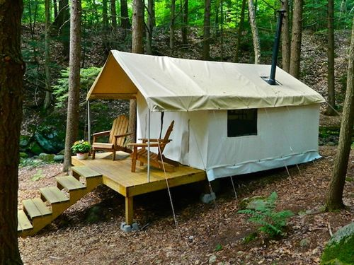 The 20 best u s campgrounds to pitch a tent just love for Tent platform construction