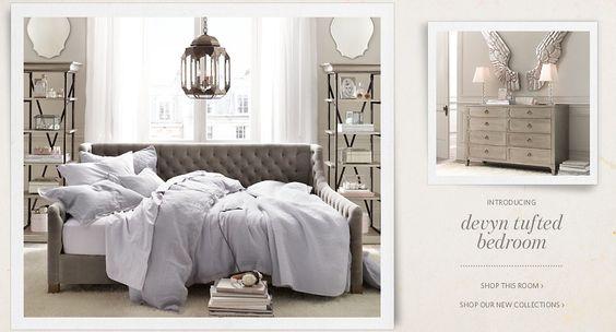 Devyn Tufted Bedroom