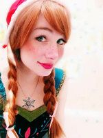 Anna of Arendelle by Sina Rose
