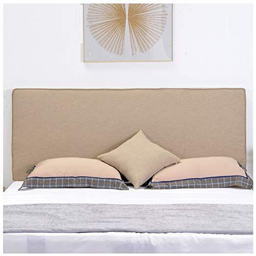 Barture Headboard Upholstered Bed Bedside Wedges Backrest Waist