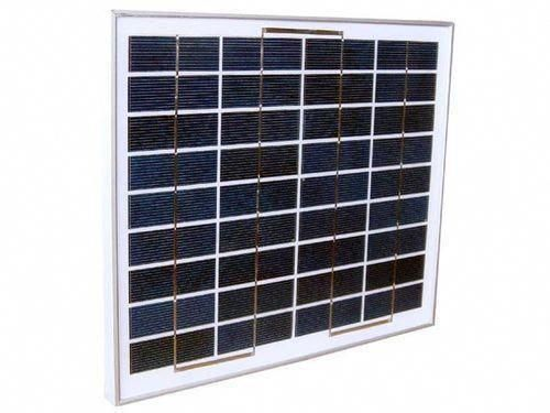 Tycon Power Tps 10w 12v Polycrystalline Solar Panel 12 8 X 12 5 The Tps W Series Polycrystalline Solar Pan In 2020 Solar Panels Best Solar Panels Solar Energy Panels