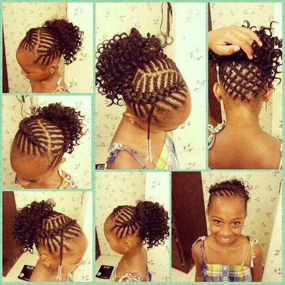 Phenomenal Braids Twists And Black Hair On Pinterest Short Hairstyles For Black Women Fulllsitofus