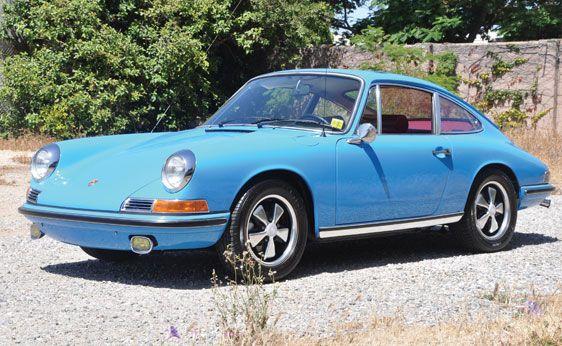 1968 Porsche 911L Coupe