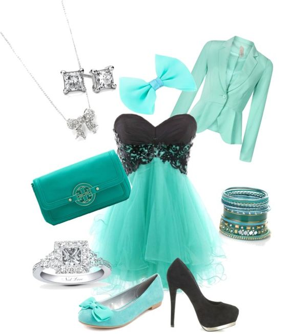 """""""Dancing in Midnight Blue"""" by chazminrenee ❤ liked on Polyvore"""