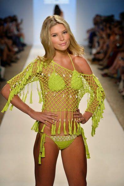 Anna Kosturova - Crochet: