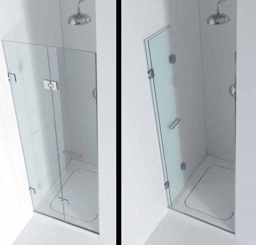 Infold Shower Door Showers Galbox Small Shower Stalls Shower Room Small Shower Room