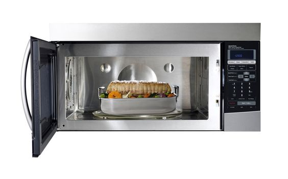 Microwave Ovens Over The Range Convection Stainless Steel Samsung Microwave Samsung Kitchen Convection Cooking