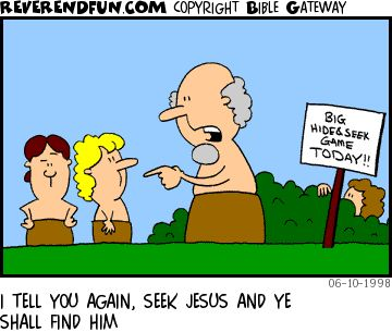 Clean catholic humor