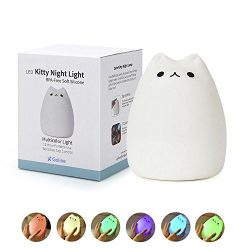 Best Led Night Light Cat Toddler Night Light Baby Night Light Nightlights