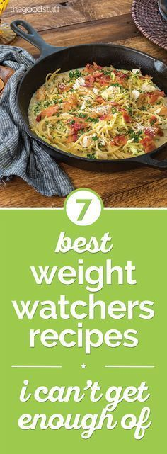 7 BestWeightWatchersRecipes I Can't Get Enough Of - thegoodstuff