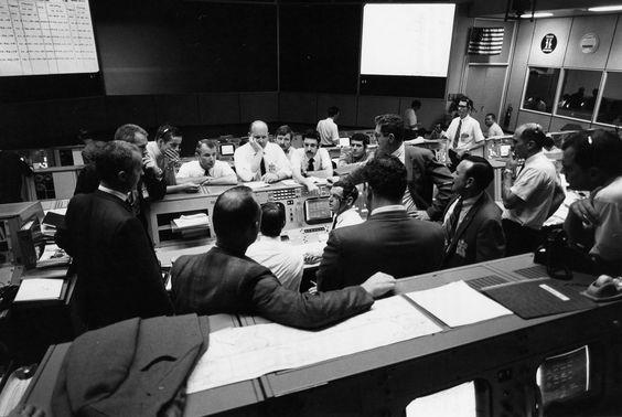 Mission Control Apollo 13