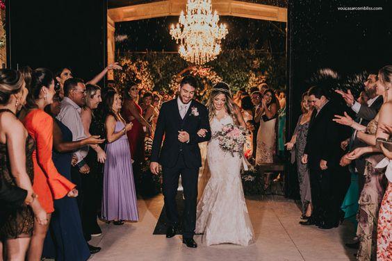 Cerimônia. Casamento Rústico Chic | Micarla e Rômulo