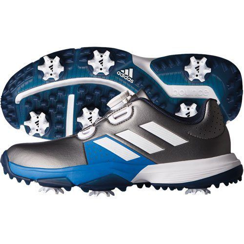 Adidas Kids Jr Adipower Boa These Unisex Junior Golf Shoes Have Been Designed With Practicality And Performance I Golf Shoes Kids Golf Shoes Junior Golf Clubs