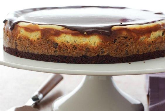 cOOkie dOugh cheesecake milk chOcOlate ganache
