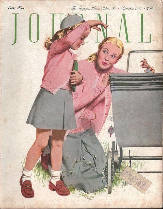Ladies Home Journal September 1947