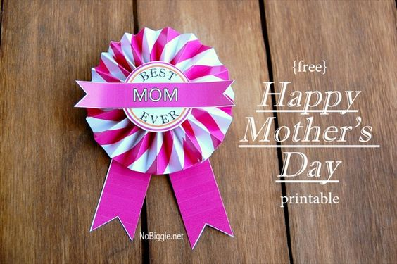 Free Printable for Mother's day from @KamiBigler!