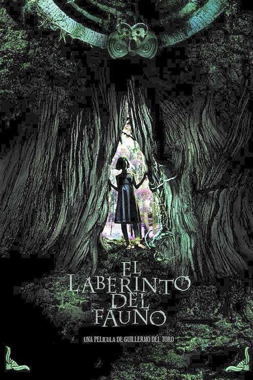 Watch Pan S Labyrinth 2006 Full Movie Online Free Laberintos Carteles De Peliculas Series Y Peliculas
