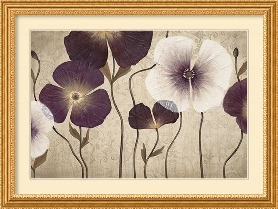 Damsels' by Maja Framed Art Print