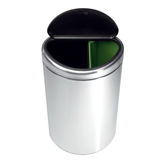 Accesorios de cocinas cubo de basura con sistema de - Cubos basura cocina ...