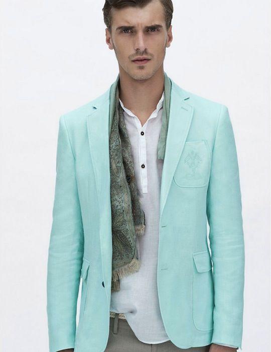 Zara verde menta