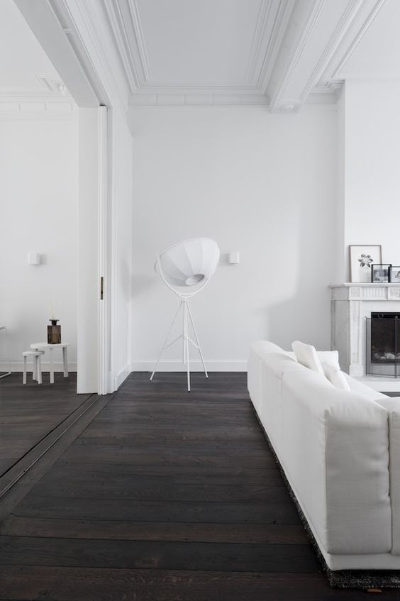 vosgesparis: An amazing all white home in the Netherlands