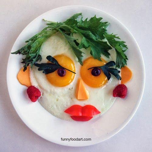 Funny Food by Bill Wurtzel