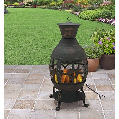 Best Chiminea Fire Pit Reviews And Comparison Chiminea Fire Pit Garden Fire Pit Outdoor Fire Pit Patio