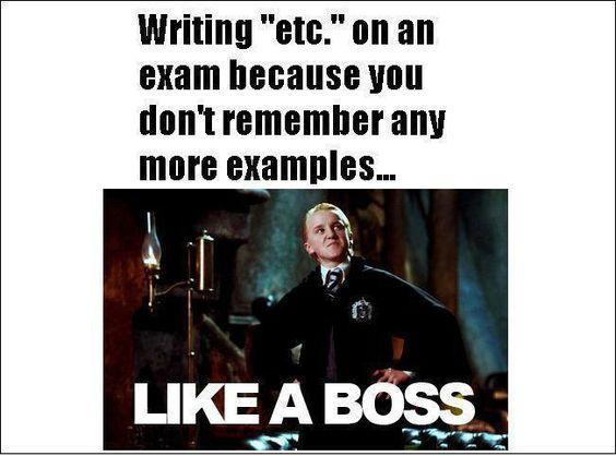 Funny Memes Quiz : Funny exam meme google search rando pinterest
