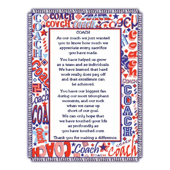 Motivational Quotes For Sports Teams: Perfect Gift For The Perfect Coach! Volleyball Coach Poem