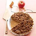 A twist on a classic: Walnut-Streusel Apple Pie! #pie #Thanksgiving #recipes #baking #desserts