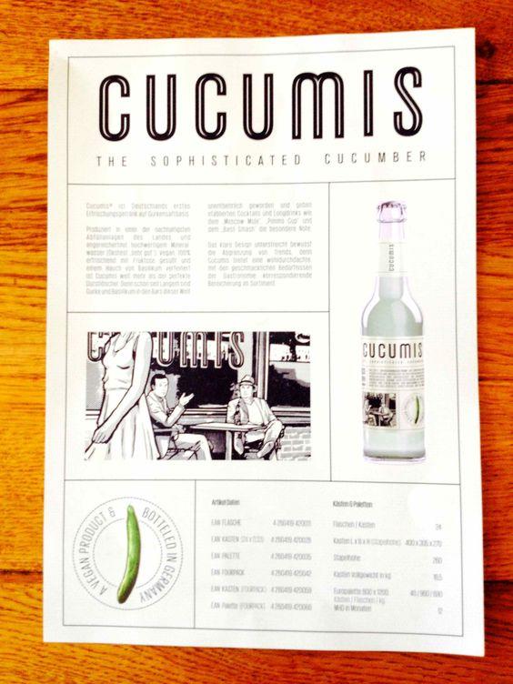 cucumis etikett