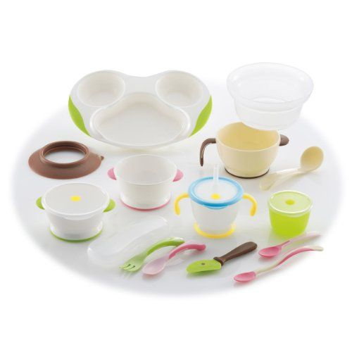 Richelle tri series baby Dinnerware Set ND-5 -- Read more reviews of the product…
