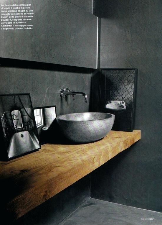 24++ Plan vasque salle de bain bois ideas