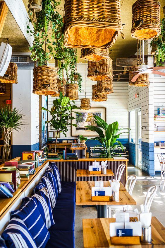 еко-дизайн ресторану
