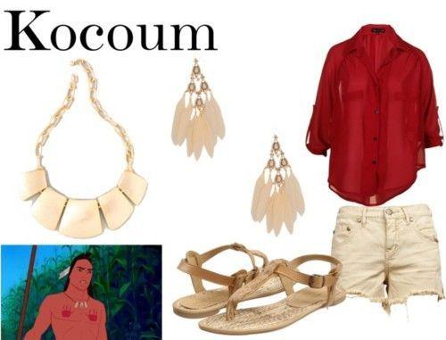 Kocoum from Pocahontas!