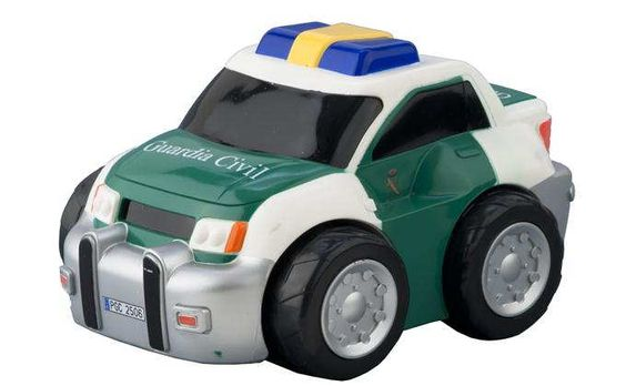 Coche Infantil Guardia Civil