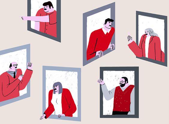 Cinta Arribas ilustra, en La Tribuna de El Español, el artículo 'Contra la tentación del populismo en el PSOE', de Juan Fernando López Aguilar.:
