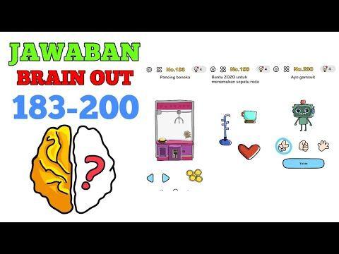 Kunci Jawaban Brain Out Terbaru 2021 Youtube In 2021 Brain Youtube