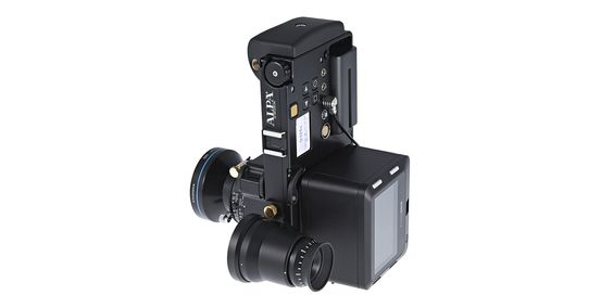ALPA of Switzerland - Manufacturers of remarkable cameras - ALPA 12 FPS