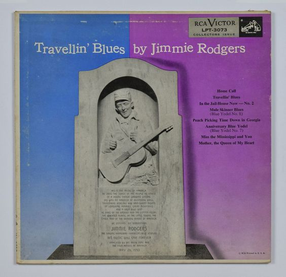Jimmie Rodgers | Travellin' Blues