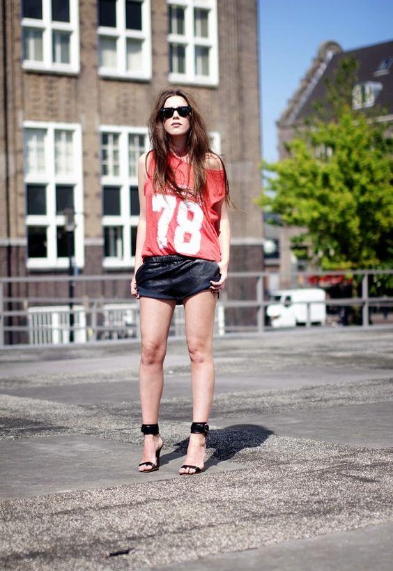 Filtro Retrô: Street Style | Sport Chic