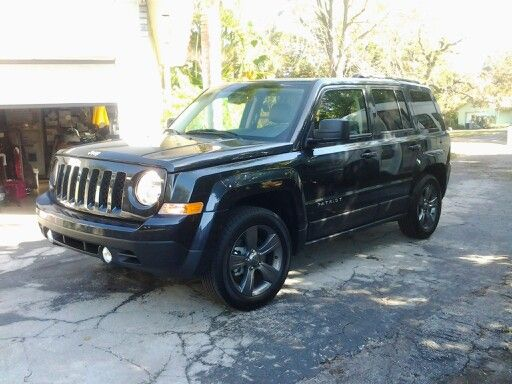 jeep patriot 2014 black rims. 2014 jeep patriot altitudesimilar to my baby u003c3 except mineu0027s a crystal granitegrayish color with black rims __ jeeps pinterest 1
