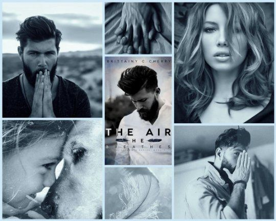 Goodreads | The Air He Breathes (Romance Elements, #1) by Brittainy C. Cherry — Reviews, Discussion, Bookclubs, Lists:
