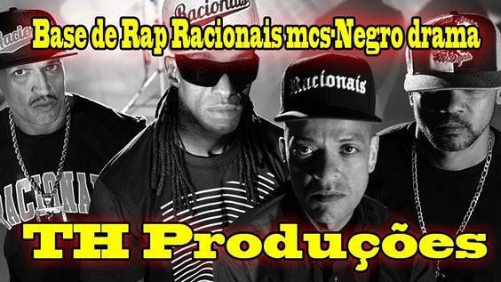 Base Racionais Mc's-Negro Drama-Mixada-(TH Produções).