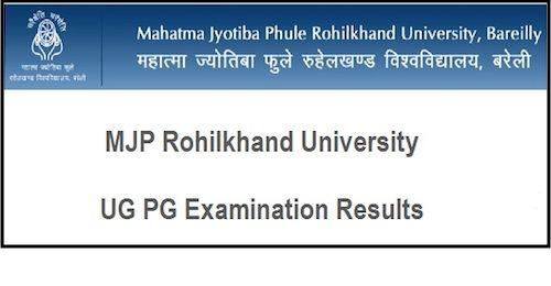 Mjpru Ba 1st Year Result 2019 University Exam Exam Results Exam Schedule