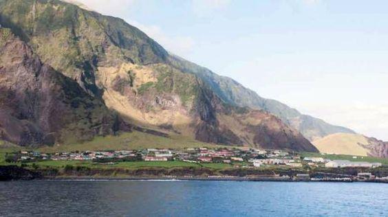 Tristán da Cunha, la isla habitada más inaccesible del planeta