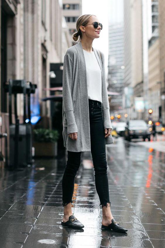 7 Looks Para Usar El Combo Jeans + Mules | Cut & Paste – Blog de Moda
