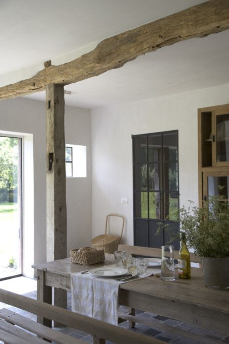 beautiful Belgian timeless kitchen decor home Belgium interior design #Belgianstyle